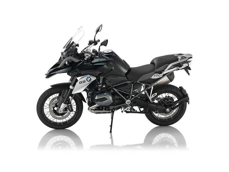 2016 BMW R 1200 GS Black Storm / Black / Agate Grey Metallic