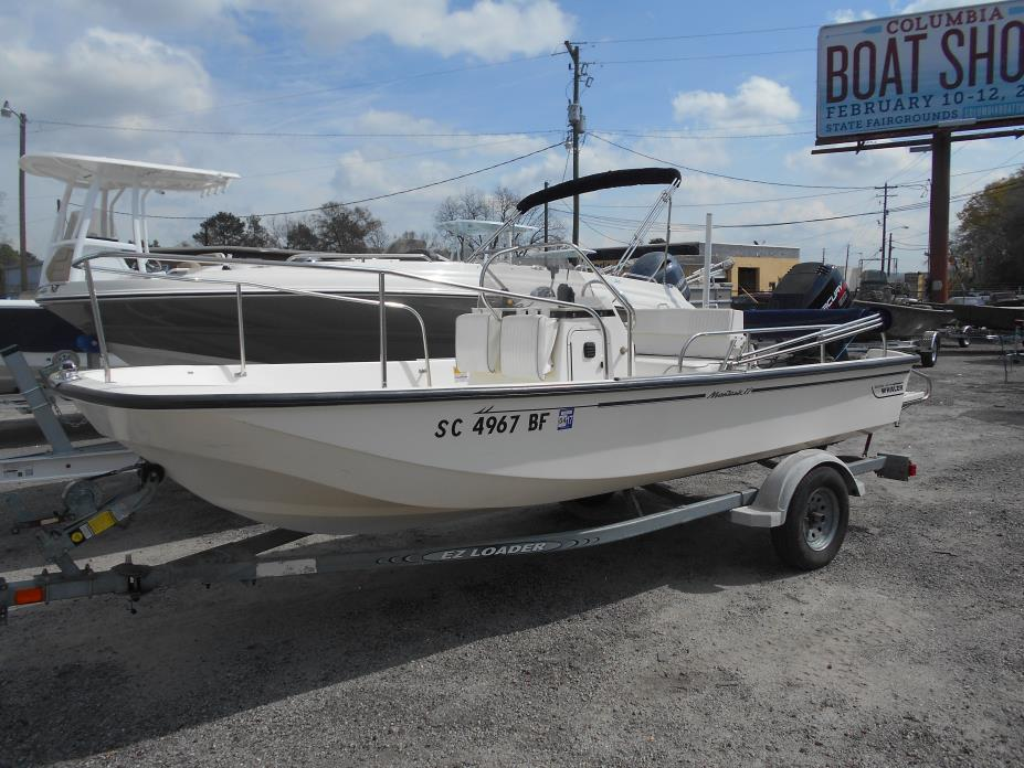 1998 Boston Whaler 17 Montauk