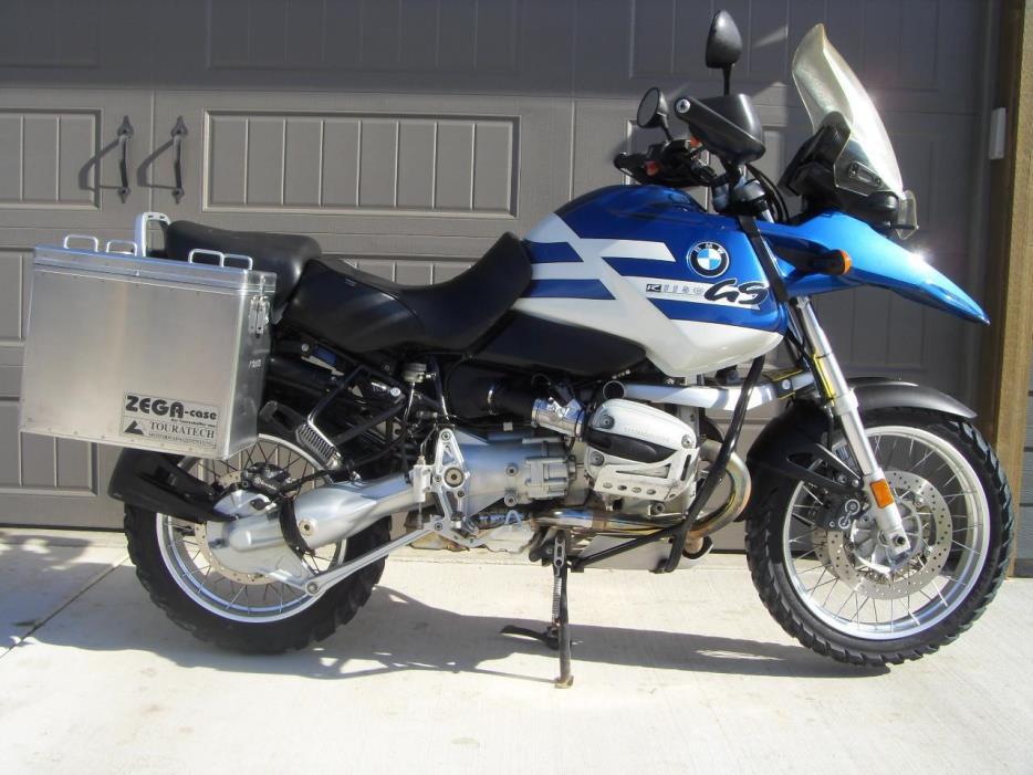 2002 BMW R 1150 GS