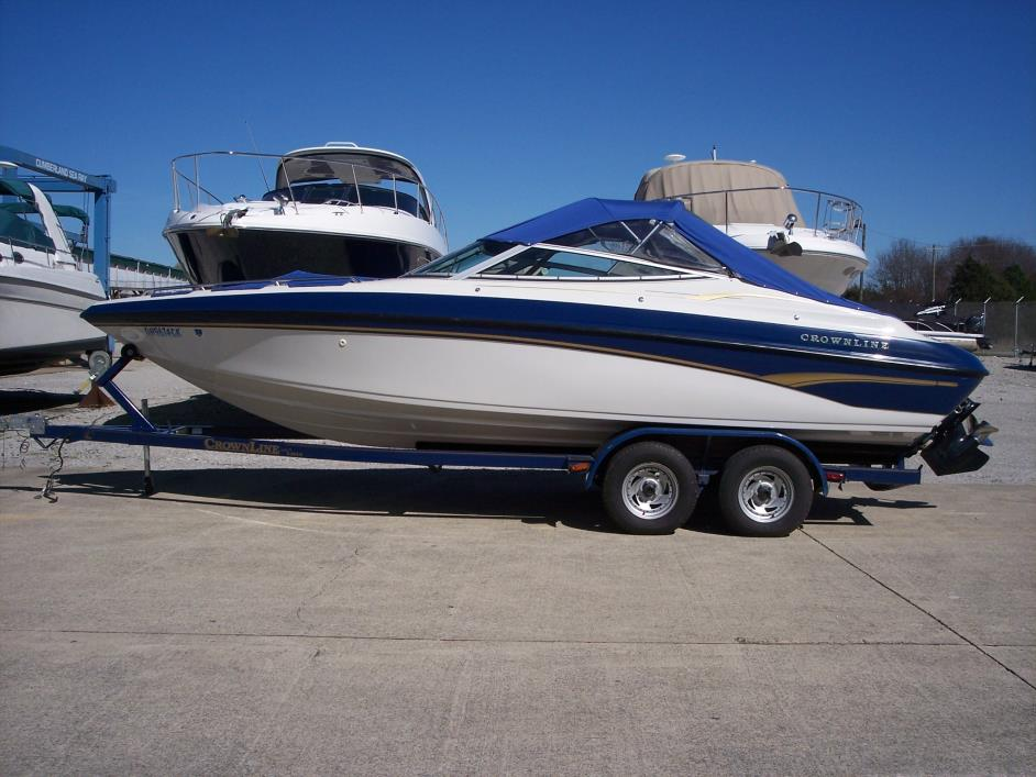 Crownline 225 Boats For Sale
