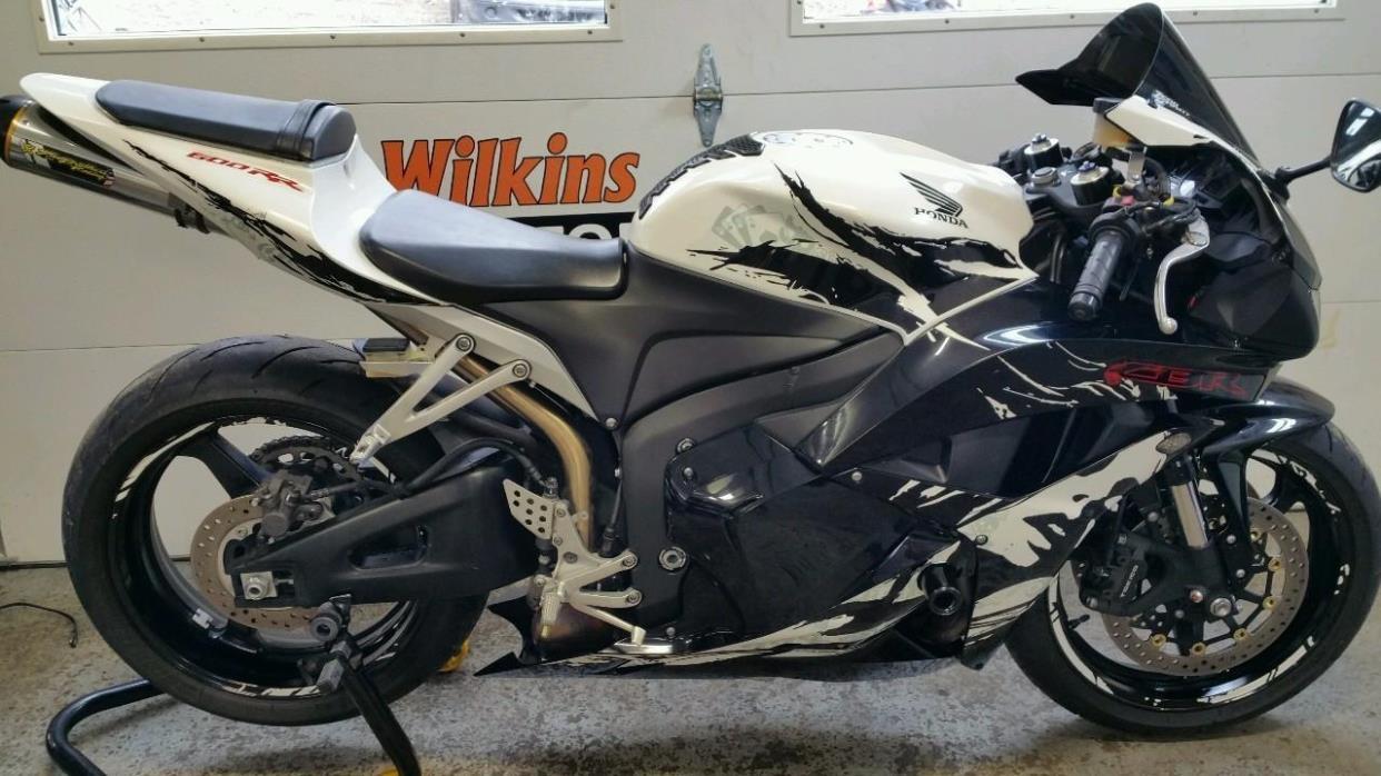 honda cbr 600rr leyla edition motorcycles for sale. Black Bedroom Furniture Sets. Home Design Ideas
