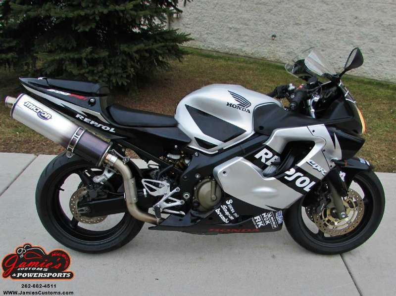 Cbr 600 F4i Repsol Motorcycles For Sale