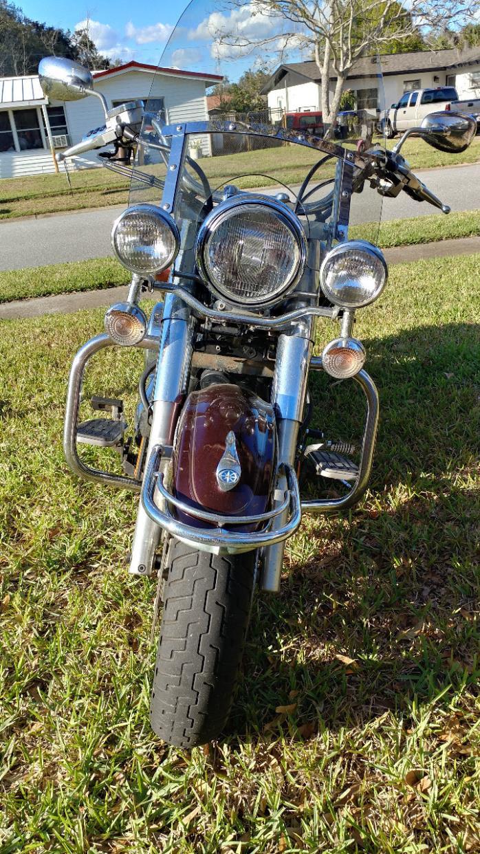 2007 Yamaha V STAR 1100 CLASSIC
