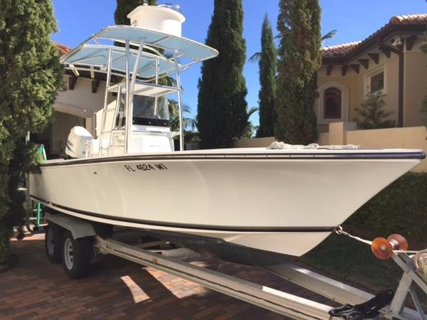 2004 SeaCraft 20 CENTER CONSOLE WITH TOWER