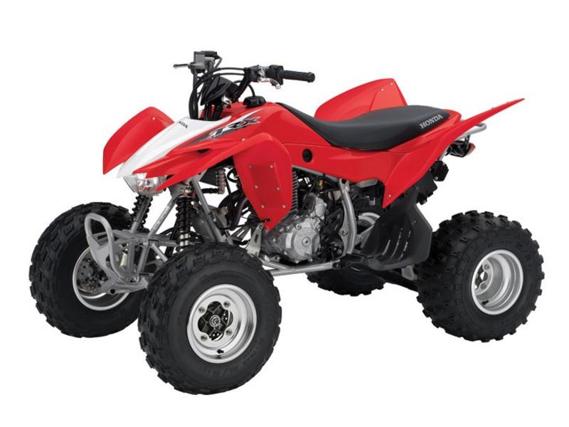 2013 Honda TRX 400X