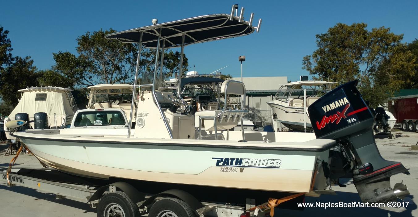 Pathfinder 2200 Boats For Sale 1987 Bayliner Capri Bowrider Wiring Diagram Boat 2003