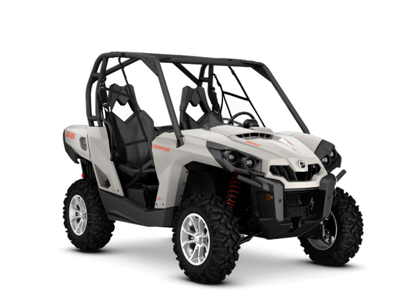 2016 Can-Am Commander DPS 1000