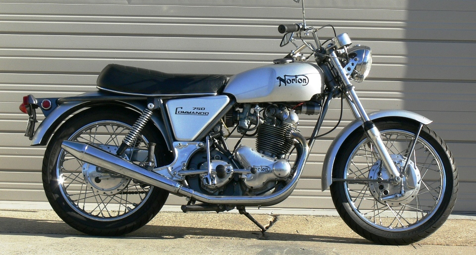 1970 Norton 750 Commando