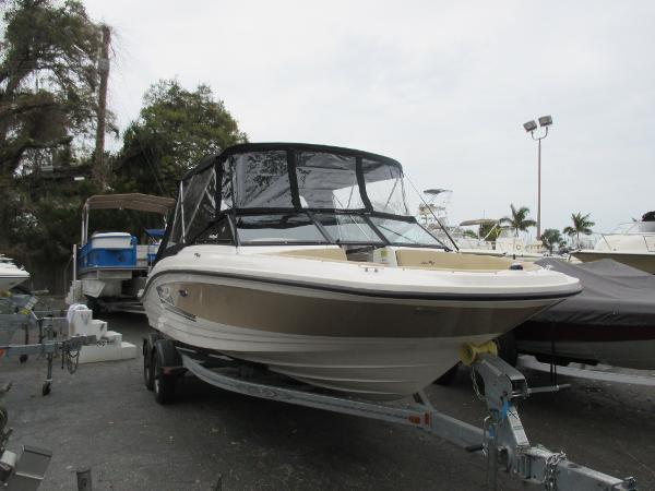 2015 Sea Ray 21 SPX OB