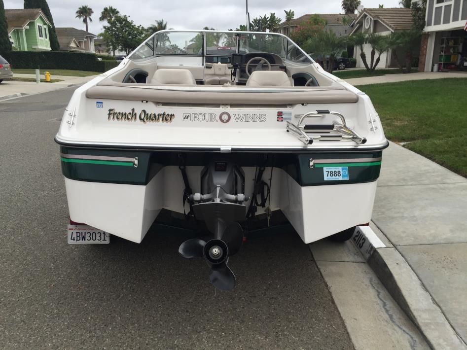1996 Four Winns 190 Horizon Sportboat
