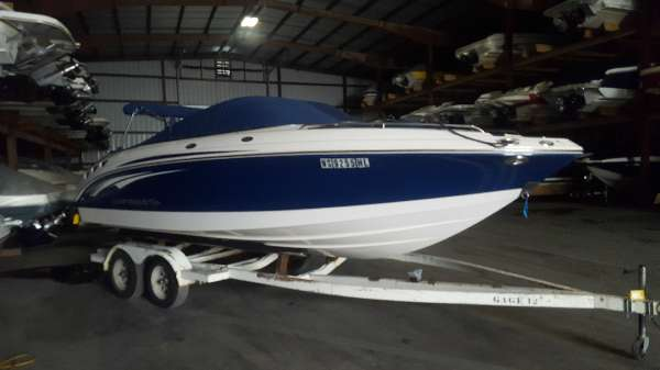 2008 Chaparral SSX 236 Bow Rider