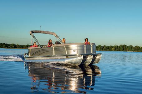 2017 Harris FloteBote 200 Sunliner