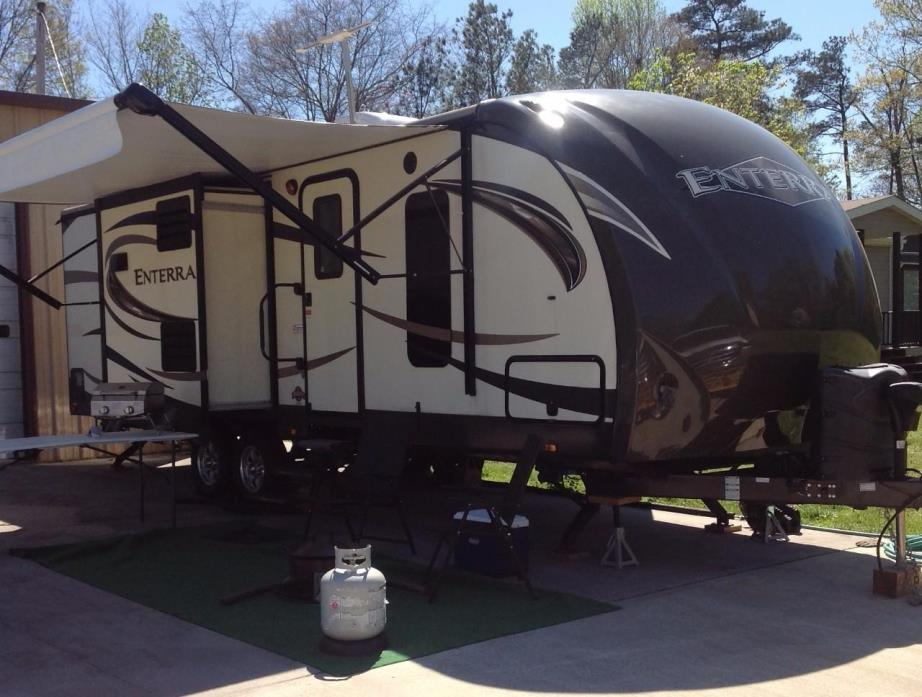 2014 Cruiser Rv Corp ENTERRA