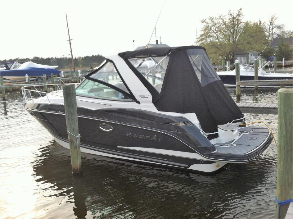 2013 Monterey 280 (295) Sport Yacht