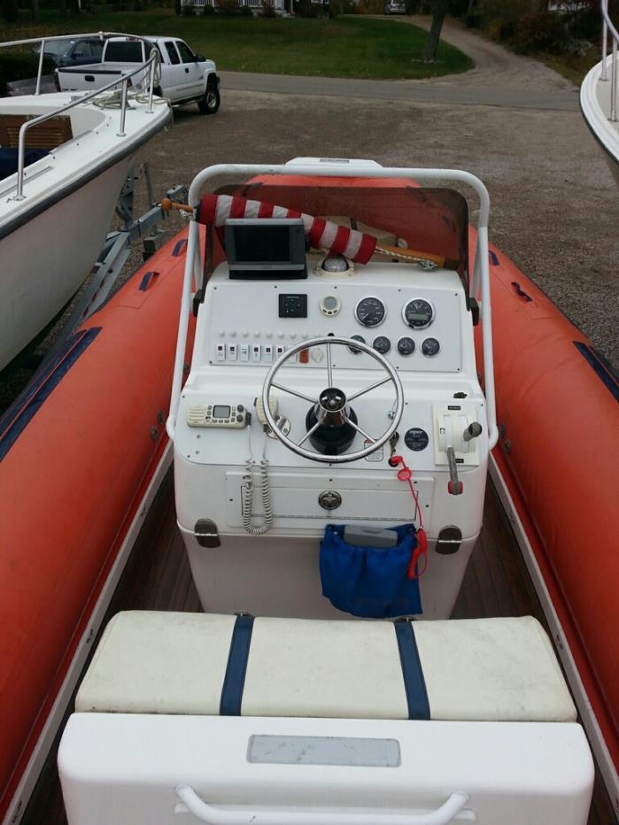 2009 Nautica International Wide Body 19