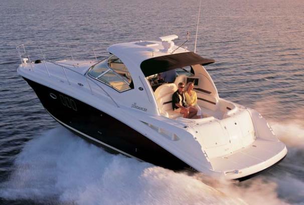 2007 Sea Ray 38 Sundancer