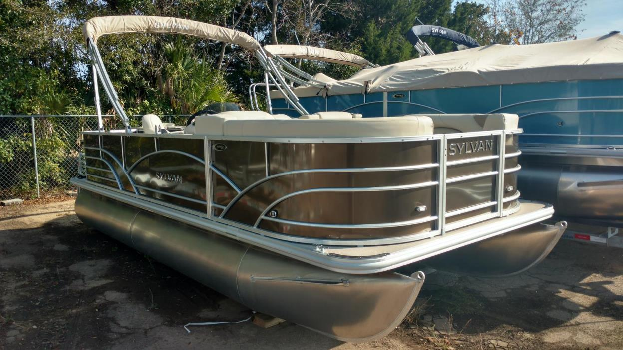 Sylvan 8520 cruise n fish boats for sale in florida for Sylvan fishing boats