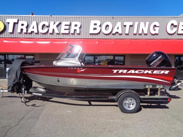2013 Tracker Targa V-18 Combo