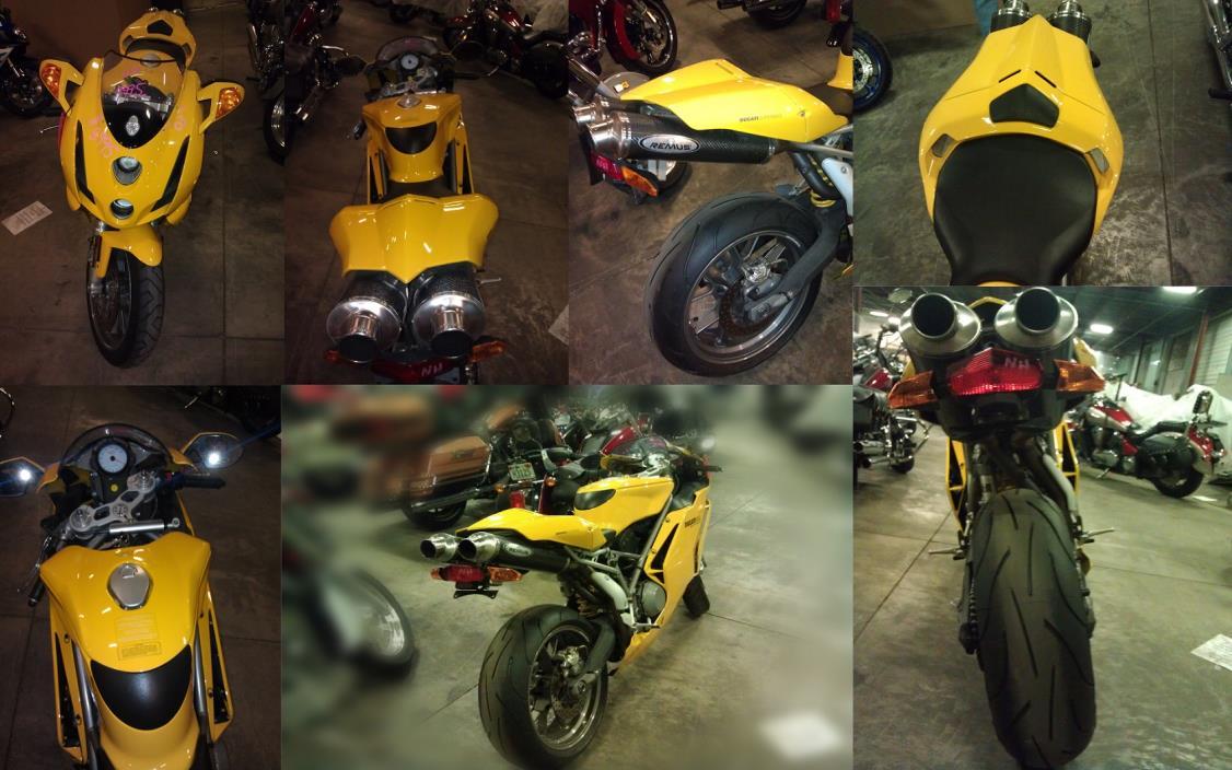 2003 Ducati SUPERBIKE 999
