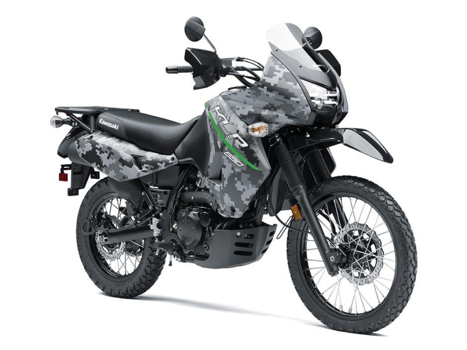 2017 Kawasaki KLR 650