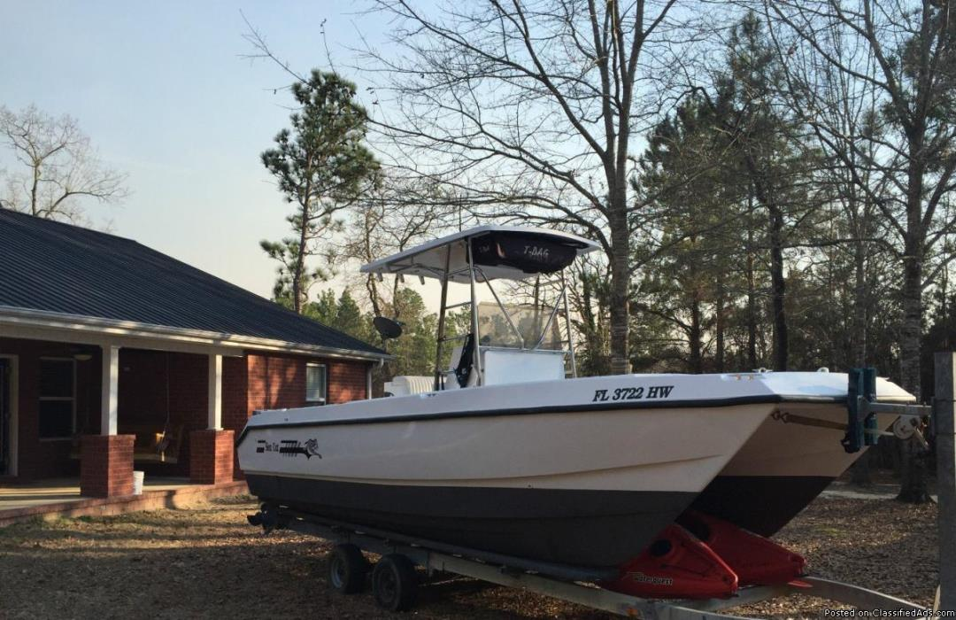 1995 Sea Cat with Twin