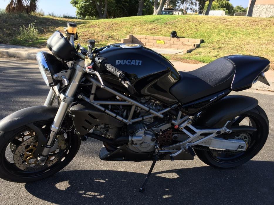 2001 Ducati MONSTER S4