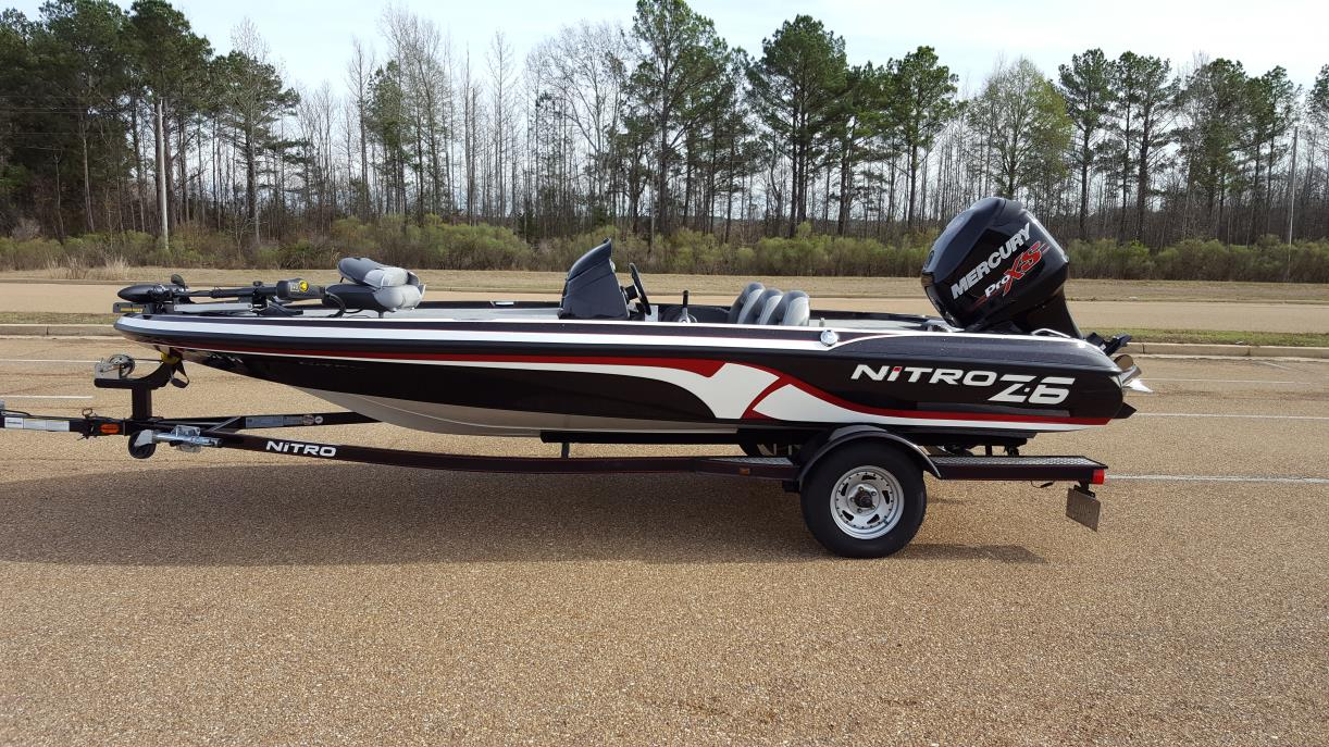 2013 Nitro Z-6