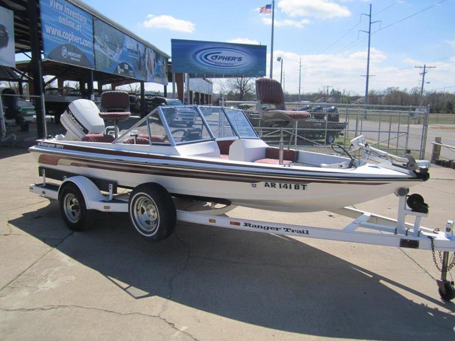 1987 Ranger 357V