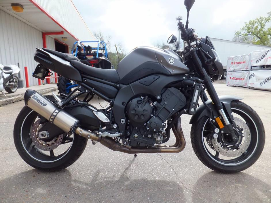 Yamaha fz8 motorcycles for sale in texas for Yamaha fz8 for sale