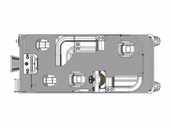 2017 APEX MARINE 7518 XRE Cruise FC