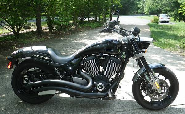 2008 Victory HAMMER SI