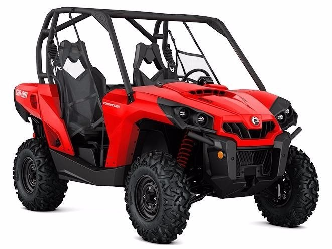 2017 Can-Am COMMANDER 800R