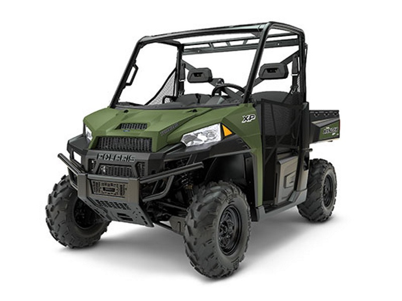2017 Polaris RANGER XP 1000 Sage Green
