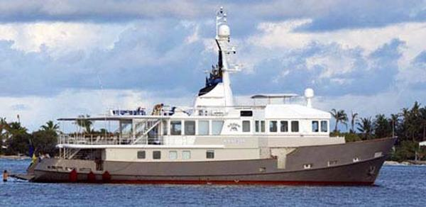 1990 Custom Line Expedition Vessel