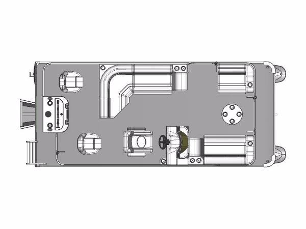 2017 APEX MARINE 7518 VX Cruise