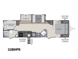 2013 Keystone Rv Premier 32BHPR