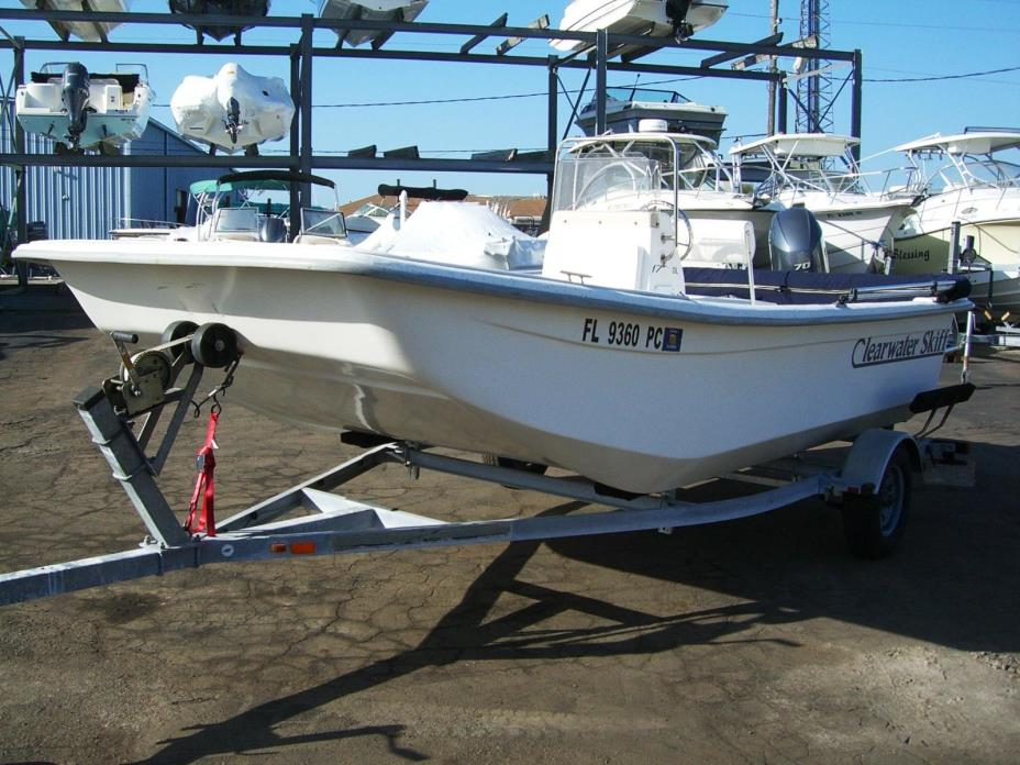 2011 Clearwater 170DL