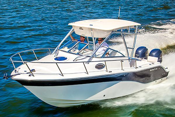 2015 Sea Fox 256 Voyager