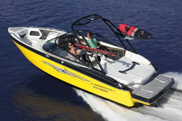 Monterey 218 Super Sport Boats For Sale