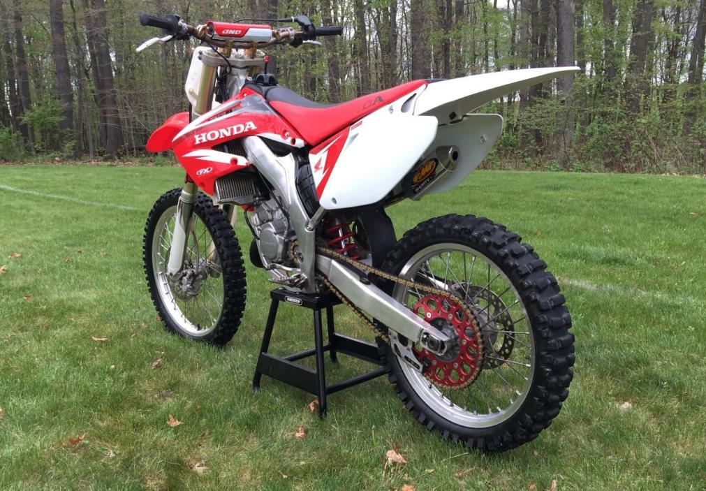 honda cr series 125r5 motorcycles for sale in pennsylvania. Black Bedroom Furniture Sets. Home Design Ideas