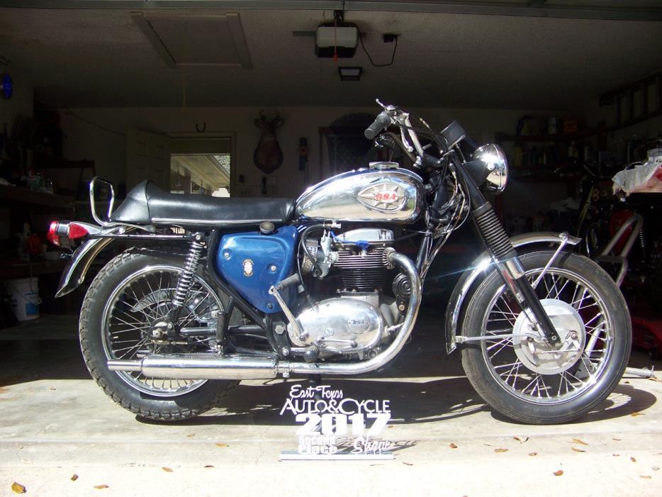 1970 BSA LIGHTNING 650 A7