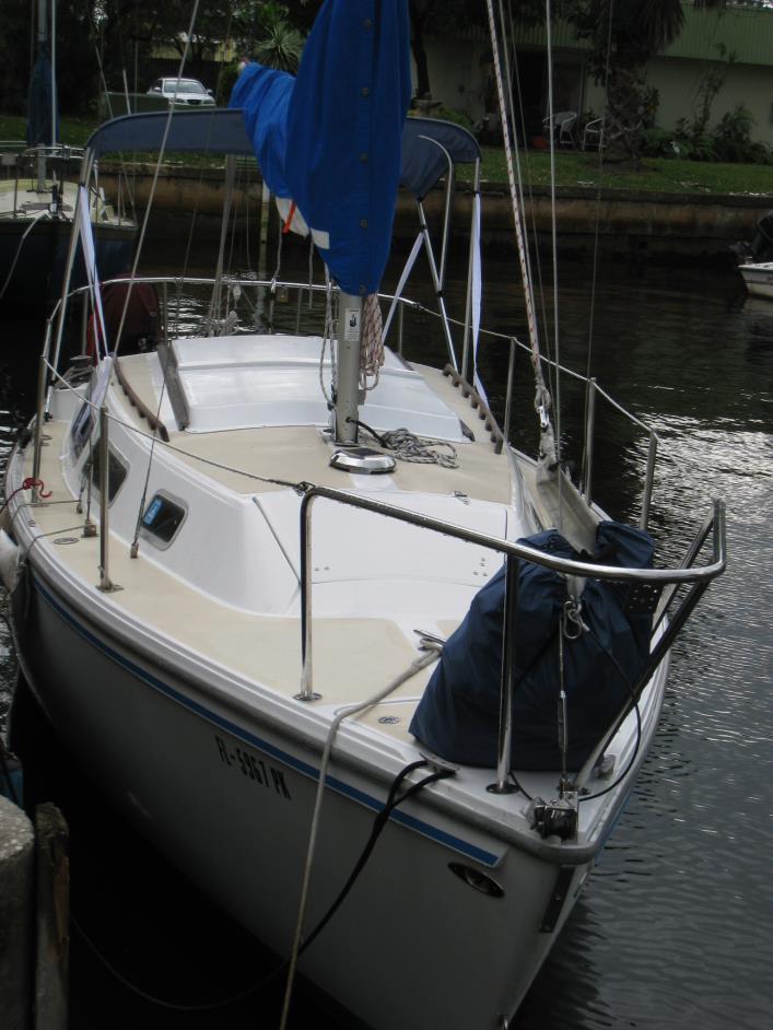 1981 Catalina 25