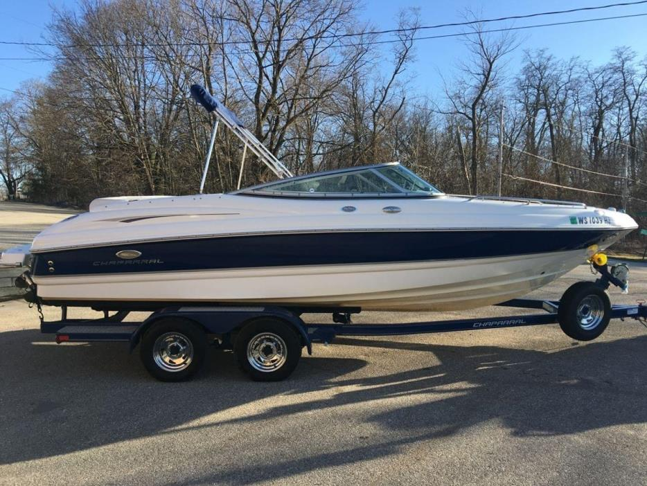 2006 Chaparral 210SSi