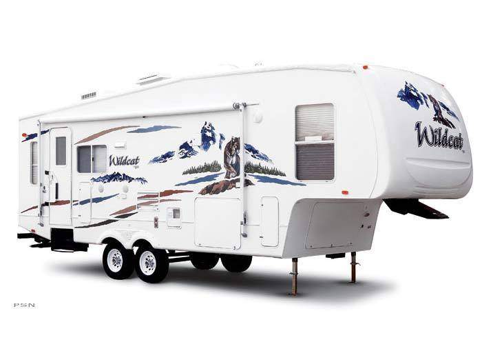 2007 Forest River Wildcat 29RLBS (E)