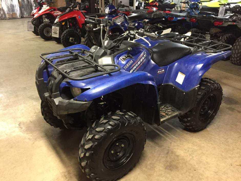 2010 yamaha grizzly vehicles for sale for Yamaha grizzly 80