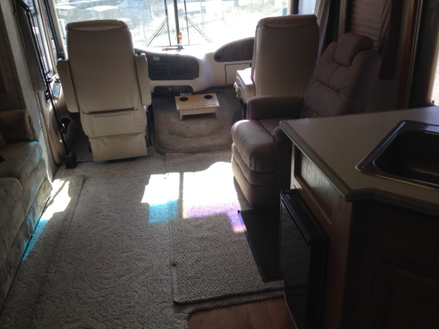 1997 Newmar MOUNTAIN AIRE 3758