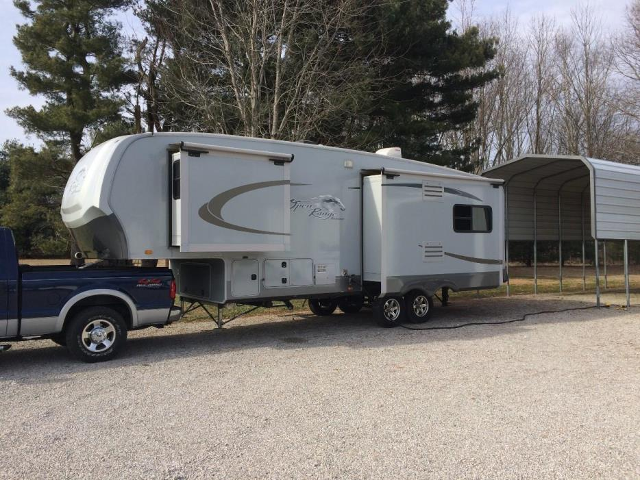 Open Range 316rls Rvs For Sale In Indiana