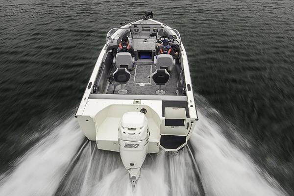 2017 Crestliner 1950 Sportfish SST