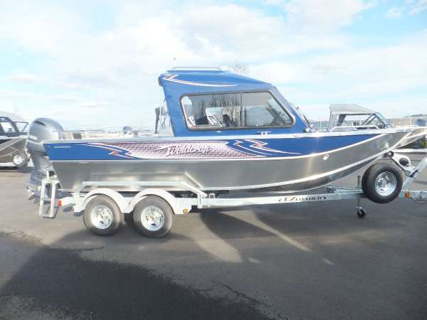 2017 Weldcraft Marine 202 Rebel Hardtop