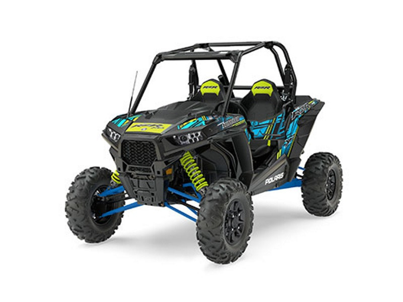 2017 Polaris RZR XP 1000 EPS Velocity Blue